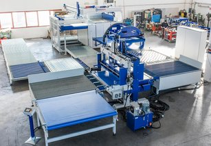 Die-cut sheets - PLT-F Load Former